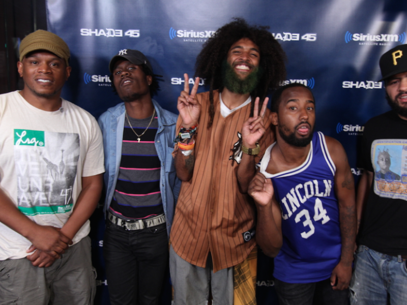 Overdoz Interview: Advice from Pharrell, Working with Kendrick Lamar + Break Down the Lyrics and Freestyle Live