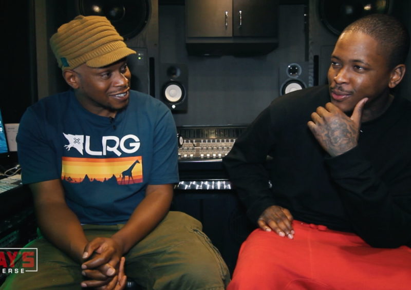 YG Interview: Shows Bullet Wound, Breaks Down Lyrics + Why He Almost Got Kicked Off Tour