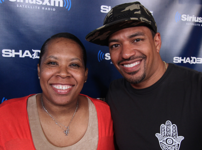 "Laz Alonso on Sway in the Morning: Rapping Before Acting + ""Verses and Flow"" show"""