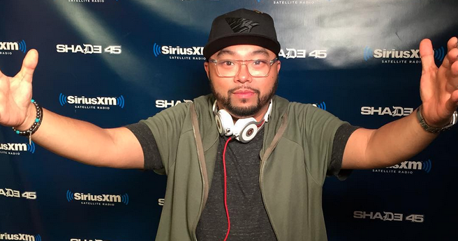 DJ Franzen Mixes Live on Sway in the Morning