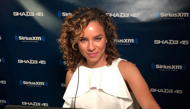Ms. Nix Mixes Live on Sway in the Morning