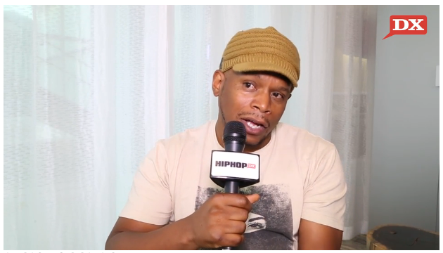 Sway Talks Abour the Importance of Breaking in Hip Hop Culture