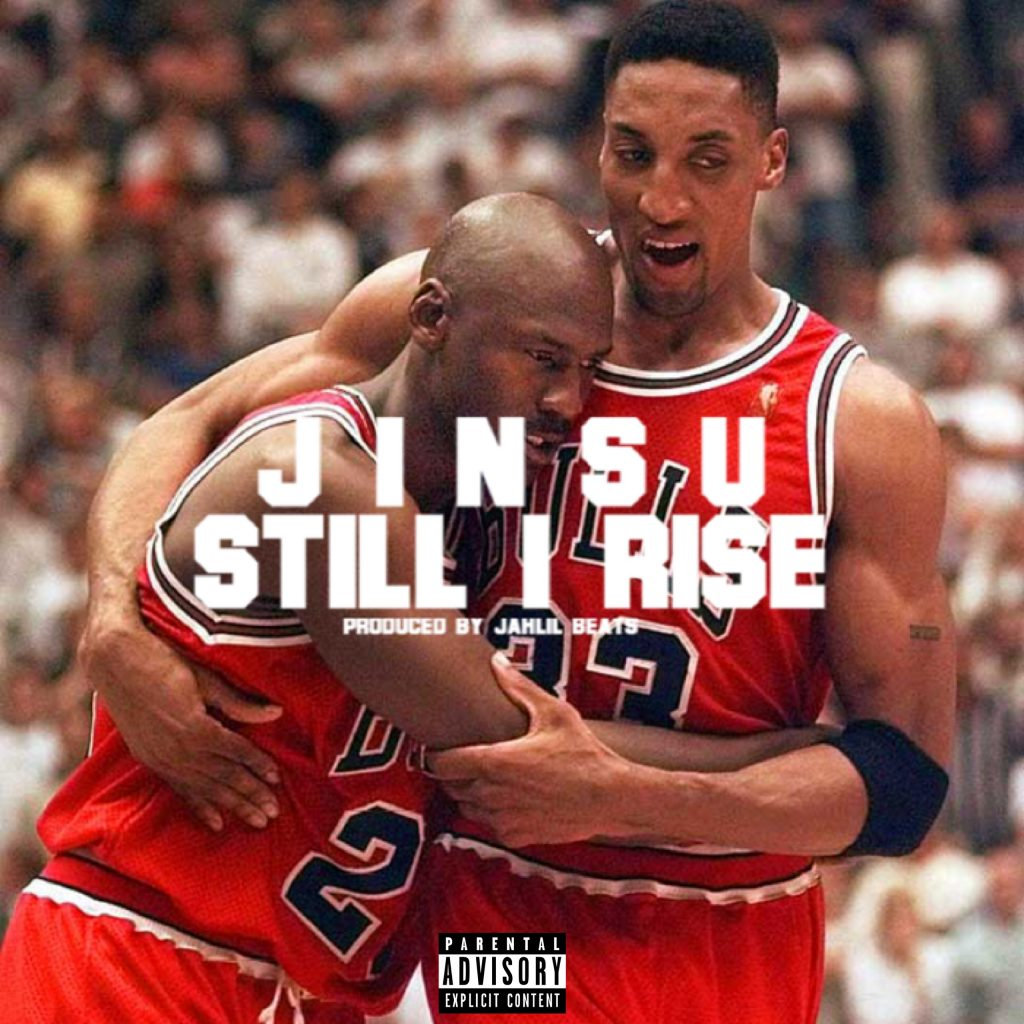 "Jinsu isn't letting anything get him down: Listen to ""Still I Rise"""