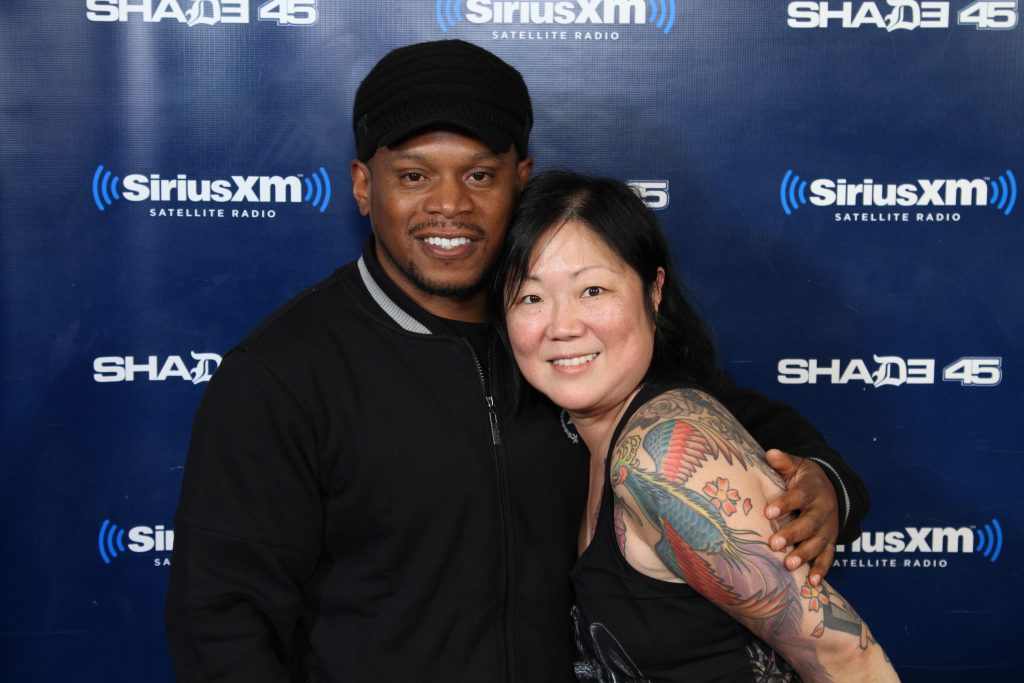 "Margaret Cho Discusses Being in a Monogamous Relationship for the First Time, Marijuana Lube & Plays ""How Would You Handle It"""