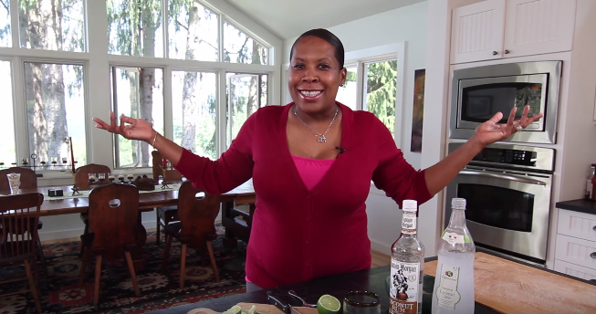 "The Happy Hour with HB: Learn How to Make a Rum & Coke ""Coco Libre"""