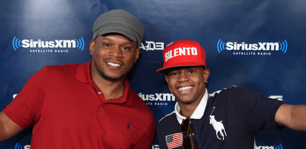 """Silento on Balancing Senior Year with """"New Fame"""", Advice from Usher and Wanting Obama to Whip/Nae Nae"""