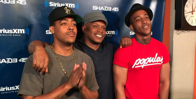 Singers Freestyle too: Jake&Papa Prove They're Next in R&B + Sing Live In-Studio