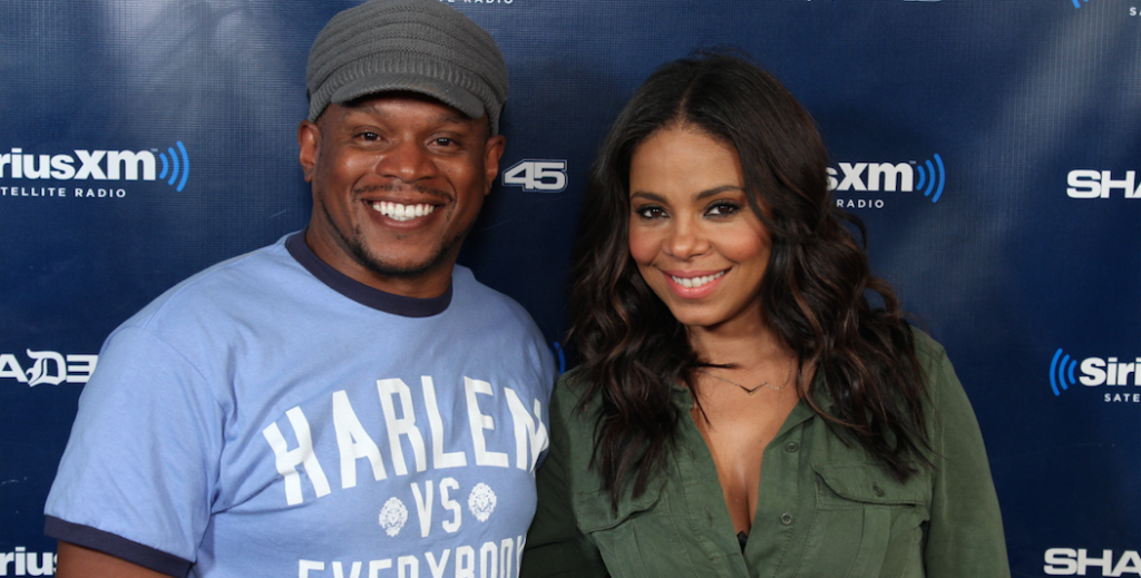 Sanaa Lathan Interview: Who the Better Kisser Is Between Morris Chestnut & Michael Ealy