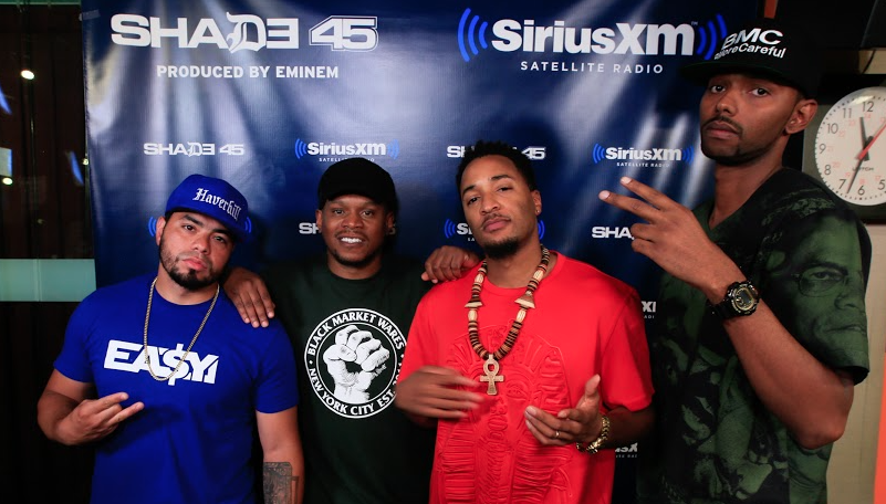 Friday Fire Cypher: Ellis, Ea$y Money and Landon Battles Freestyle Live on Sway in the Morning