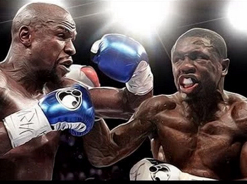 "Andre Berto Says He ""Expected More"" from Floyd Mayweather Fight + What He Does With His Millions"