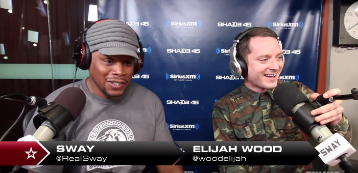 Elijah Wood Interview: Zombie Kids with 'Cooties' and Tries to Get Sway / Heather B to Drop Music