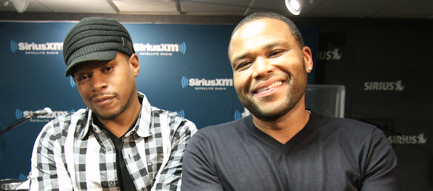 Anthony Anderson interview: Compton to Emmys + his REAL thoughts on Viola Davis' speech & the N-word