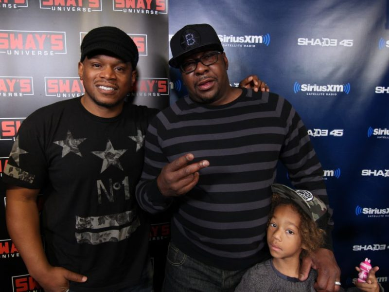 Bobby Brown Uncut: Finding Courage After Daughter Passing, Why he's Not Part of the New Edition Movie + Freestyles over 5 Fingers of Death