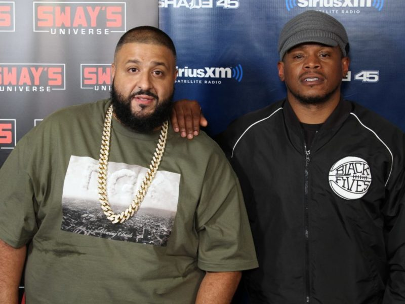 DJ Khaled BLASTS The Music Industry, Opens Up About His Fiancé & Speaks Up on The Best Rapper, Best DJ & Best Producer