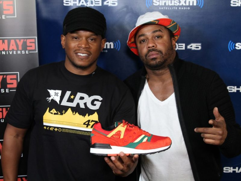 "Just Blaze Interview: Reveals ""Casino"" Sneaker Collab with Packer Shoes"