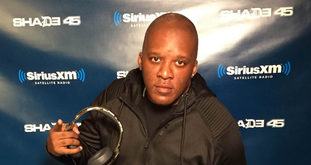 Tony Neal Mixes Live on Sway in the Morning