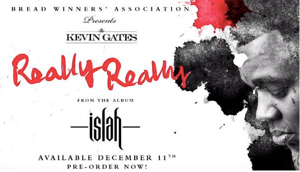 "Sway Exclusive: Kevin Gates – ""Really Really"""