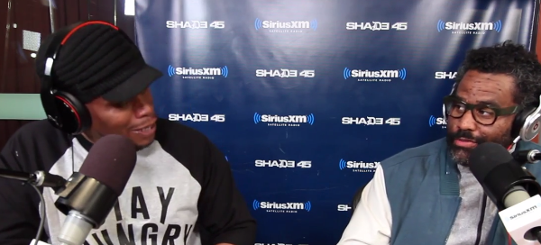 DJ Scream from MMG Mixes Live on Sway in the Morning