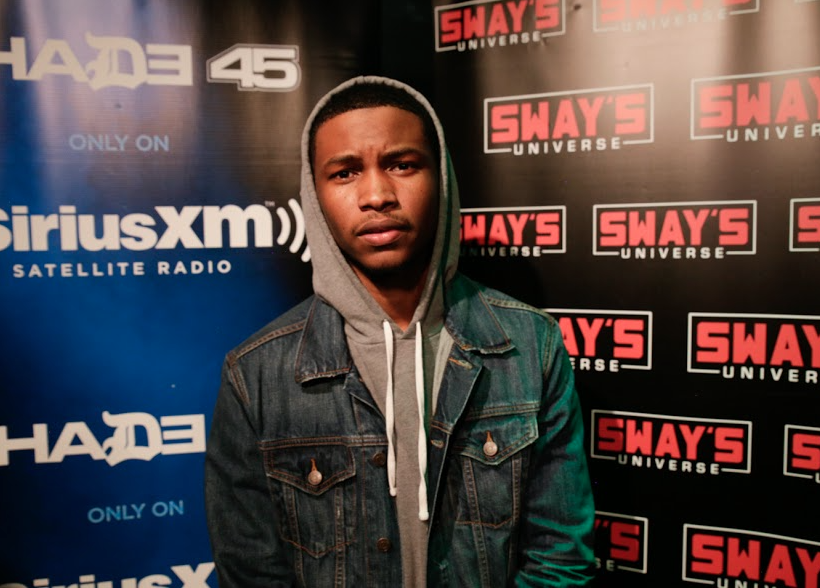 Nick Grant Spits an Ill Freestyle on Sway in the Morning