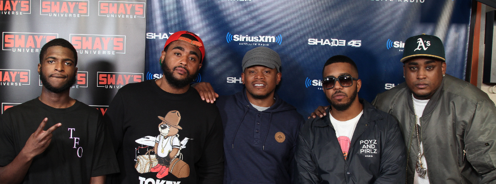 Friday Fire Cypher: Choppa Zoe, Crown Marquis, and Oun-P Freestyle Over Chuck Inglish Beats