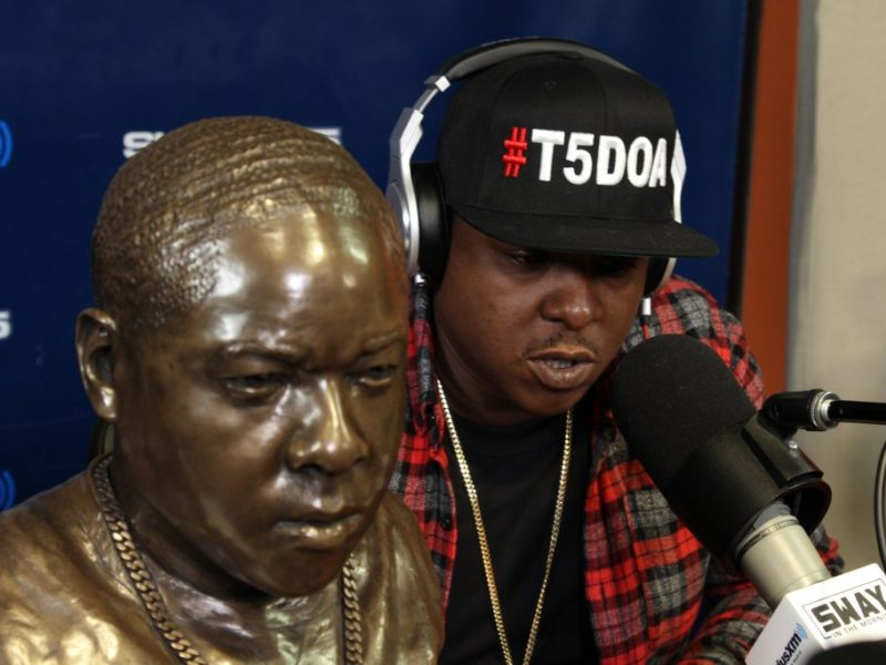 Jadakiss' Top 5 Best Rappers, Why He Didn't like Ghostwriting for Diddy + Freestyles live!