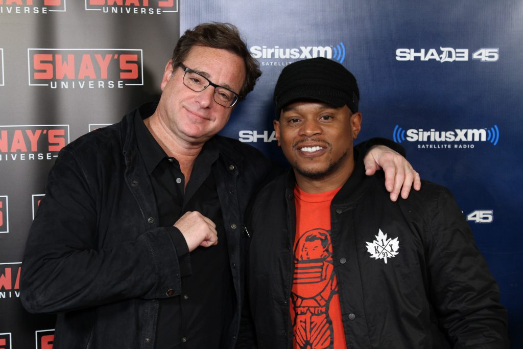 "Bob Saget Interview: Sings The Weeknd's ""I Can't Feel My Face"" Live On Air + Joins Broadway"