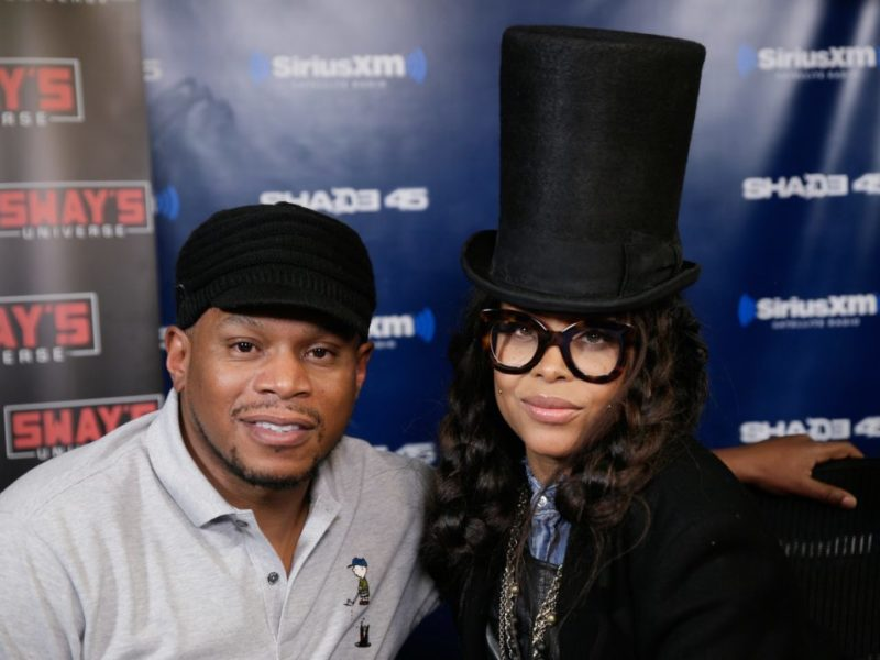 Erykah Badu: Delivering 40 Babies, Body Imaging, New Music & Having a Sweet Vag