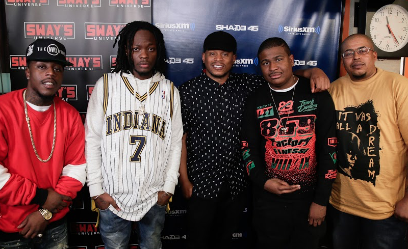 Friday Fire Cypher: Oswin Benjamin, Kay Shine and DNA Raise The Bar Once Again
