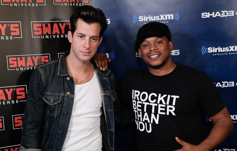 Mark Ronson – Sway's Universe