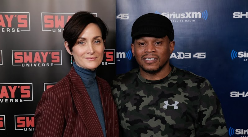 Matrix Star Carrie Anne Moss on Playing a Lesbian on New Netflix Series