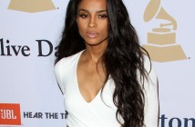 Pre-GRAMMY Gala & Salute to Industry Icons with Clive Davis Honoring Martin Bandier held at the Beverly Hilton Hotel in Los Angeles.  Featuring: Ciara Where: Los Angeles, California, United States When: 07 Feb 2015 Credit: Adriana M. Barraza/WENN.com