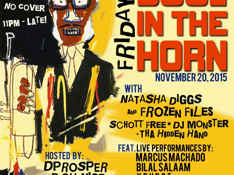 "Looking for Something to Do Tonight? Head to ""Soul in the Horn"" in NYC!"