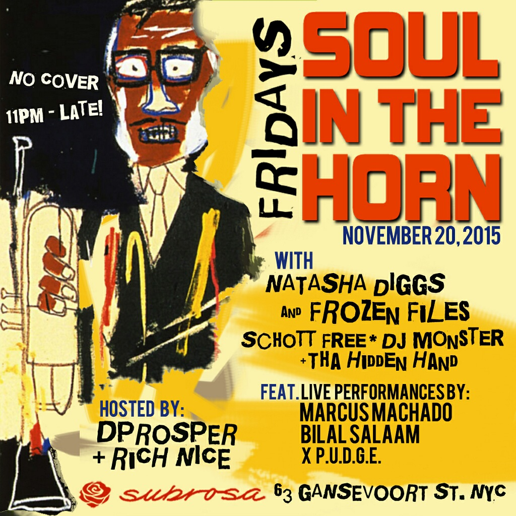 """Looking for Something to Do Tonight? Head to """"Soul in the Horn"""" in NYC!"""