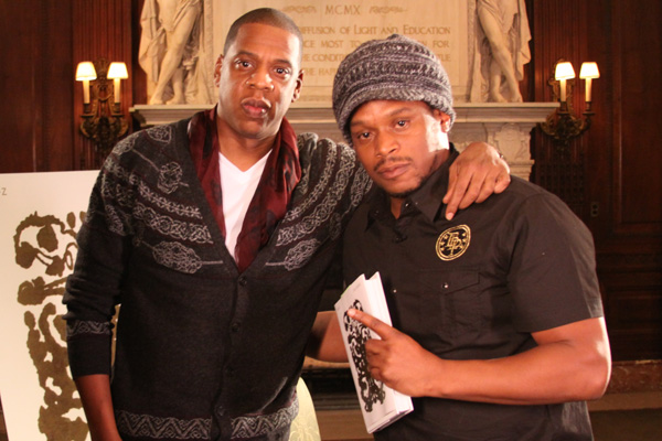 The Story Behind Interviewing Jay Z: As Told By Sway