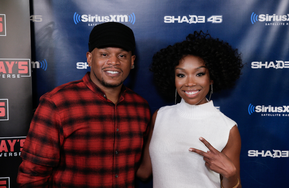 Brandy on Sway in the Morning: Talks being OCD, How her Dreams have changed, & a New EP in the works.