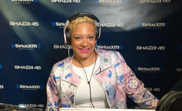 DJ Queen of Spades Spins Live on Sway in the Morning