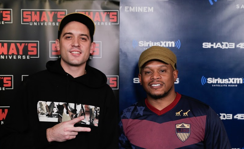 "G-Eazy Says ""When It's Dark Out"" is his Naked Truth + Emotional Testimony About Family"