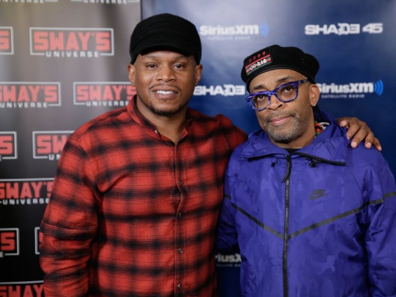 Spike Lee Has a Kanye Moment About Chi-Raq on Sway in the Morning