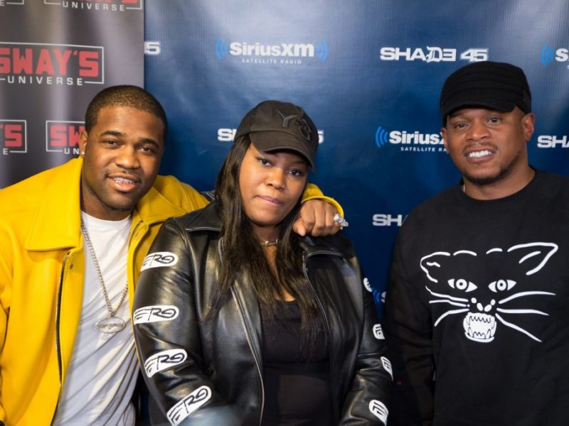 ASAP Ferg Freestyles Live + Shares Stories Behind Madonna, Missy, Timbaland & Jay Z