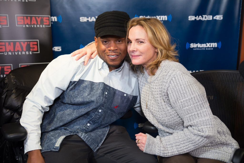 Kim Cattrall Discusses Ageism in Hollywood, New Series 'Sensitive Skin', and That She Doesn't Wear Panties