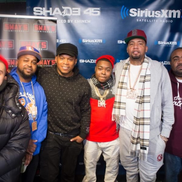 DJ Dallas Green Spins Live on Sway in the Morning