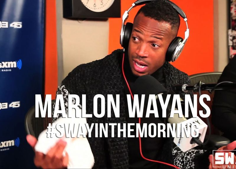 Hilarious Marlon Wayans Talks New Movie '50 Shades of Black', Athletic Sperm and Adding a Comedy Category to Oscars