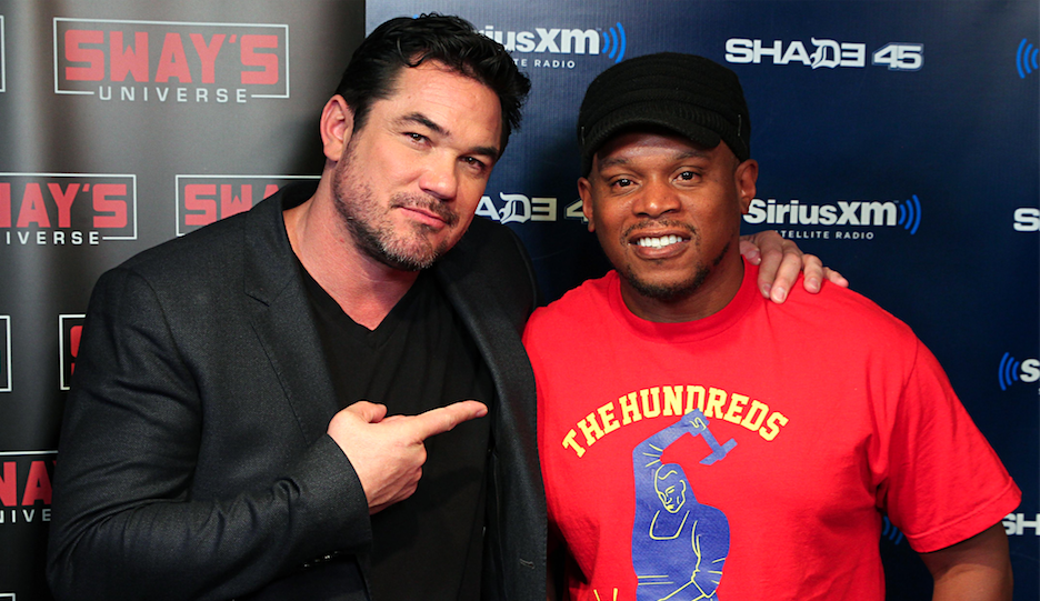 "Dean Cain (aka Superman) Talks ""Hit the Floor"" Premiere, Hooping with Kevin Hart and Getting Kissed By A Man"