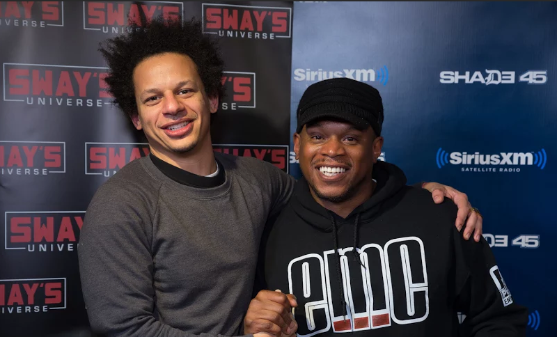 """Eric Andre King of """"WTF"""" Moments: Parent's Genitalia, Pushing T.I. Too Far and Previews Season 4 on Adult Swim"""