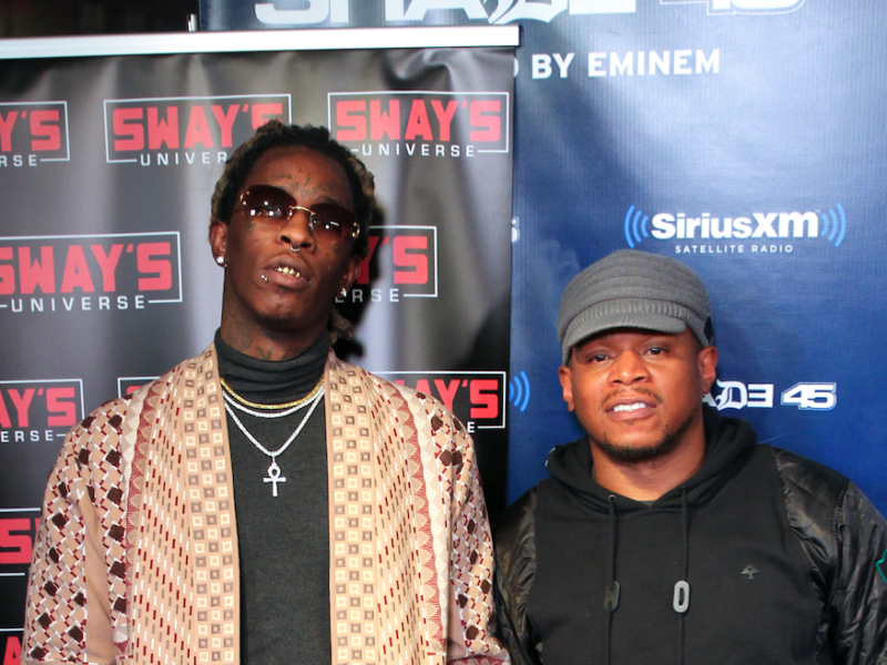 Young Thug Uncensored: Everything from Wayne, Plies, The Game, Kanye, Quan and More!