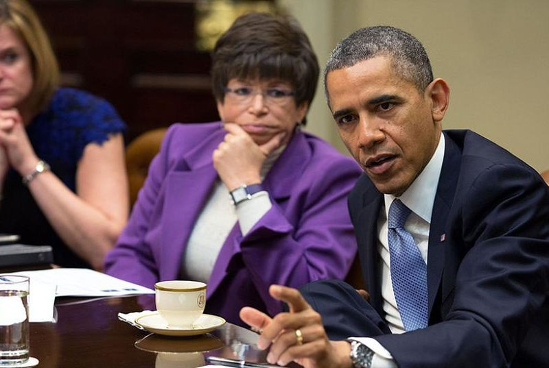Valerie Jarrett Gives Insight on President Barack Obama's State of the Union Speech Tonight