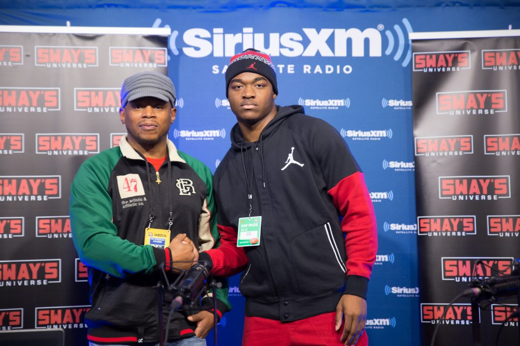 Sway's Super Bowl 2016: Oakland Raiders WR Amari Cooper Speaks on Turning Oakland into SB Contenders, Advice from Charles Woodson & His Thought on Cam Newton's Celebrations