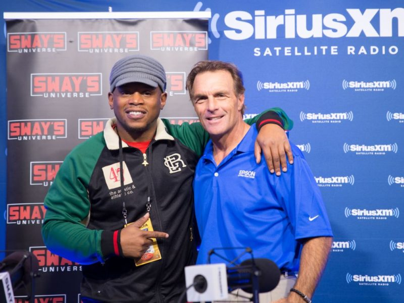 Sway's Super Bowl 2016: Doug Flutie Talks Quarterback Comparison Between Peyton Manning and Cam Newton, Hanging with Herschel Walker and Thoughts on Trump
