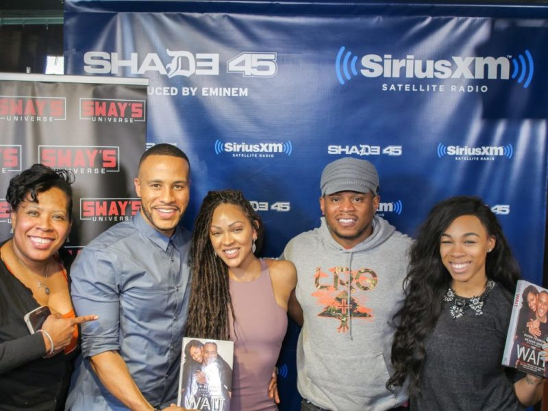Megan Good and DeVon Franklin Talk Being Celibate and Being Freaky! Past Relationship Baggage and Faith