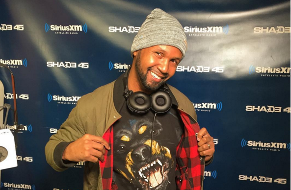 DJ Reg West Spins Live on Sway in the Morning